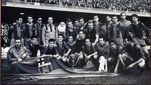 Barça po raz drugi może zostać mistrzem na stadionie Atlético Madryt