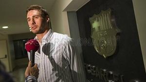 Sergi Gómez: to zaszczyt móc odnowić kontrakt z najlepszą drużyną na świecie