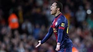 Adriano odnowi kontrakt z FC Barceloną
