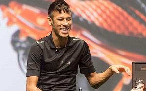 Szczegóły prezentacji Neymara