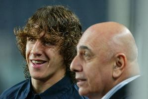 Galliani: Puyol nas nie interesuje