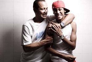 Ojciec Neymara potwierdza spotkania z Realem i Barçą