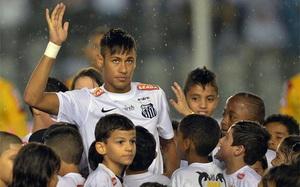Neymar zwierzył się bramkarzowi rywali
