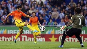 Barça w drodze po kolejne rekordy