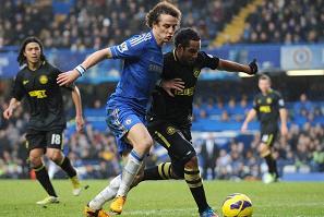 David Luiz na szyczycie listy życzeń