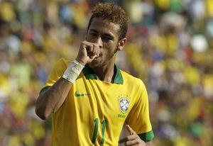 Neymar: Nie opuszczę Santosu przed Mundialem