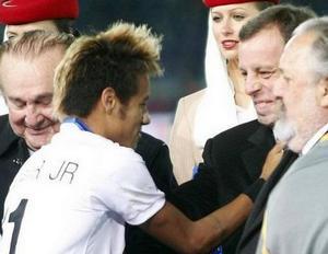 Ciąg dalszy starań o Neymara