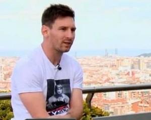 Messi dla Azteca TV