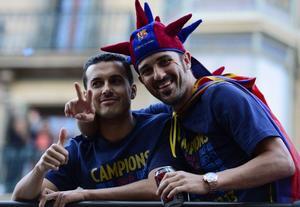 Pedro: Mam nadzieję, że zostanę.