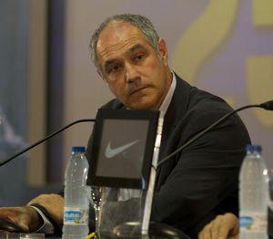 Zubizarreta: Nikt nie powiedział, że Tito nie będzie trenerem