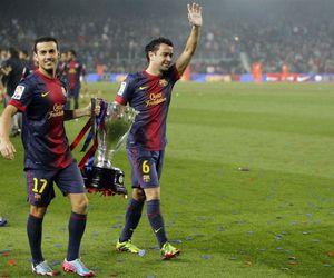 Xavi: Real będzie konkurencją, z Mou czy bez niego