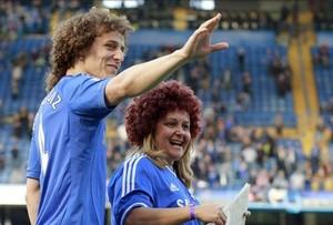 David Luiz w obronie Barçy?