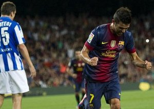 David Villa odrzuca ofertę Atlético