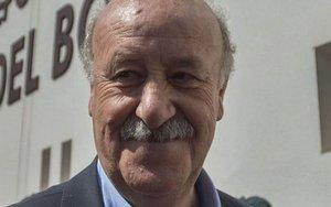 Del Bosque dla Radio Marca
