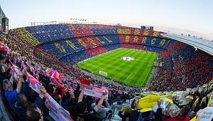 """Duma"" na Camp Nou"