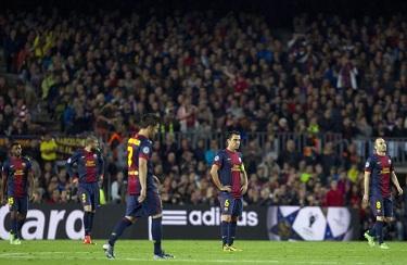 Żegnaj Wembley: FC Barcelona 0-3 Bayern Monachium