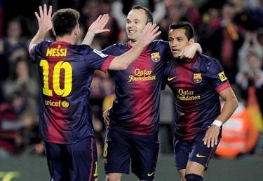 Bez Messiego ani rusz: FC Barcelona 4-2 Betis Sewilla