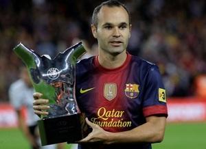 Felicidades, Andrés!