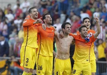 Remontada mistrzów: Atlético Madryt 1-2 FC Barcelona