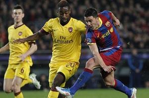 David Villa piłkarzem Tottenhamu