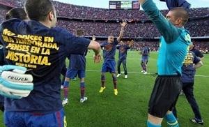 Valladolid ponownie na celebracji