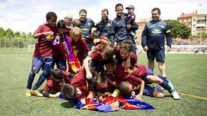 Już jedenastu mistrzów w Barçy