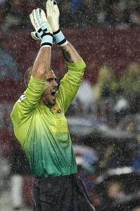 Víctor Valdés 500!