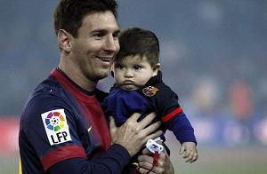 Messi: Barcelona to moja teraźniejszość i przyszłość