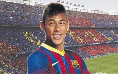 Oficjalnie: Neymar Blaugrana!