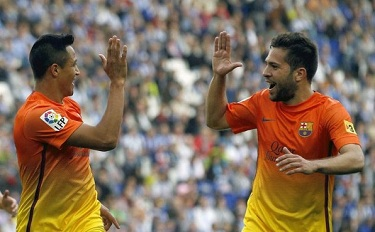Katalonia Blaugrana: Espanyol 0-2 FC Barcelona