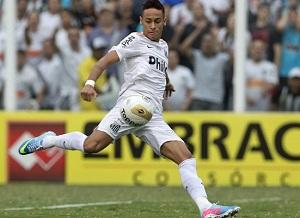Neymar: Gra z Messim, Xavim i Iniestą to zaszczyt