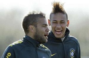 Znana data pierwszego treningu Neymara