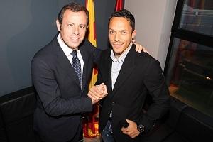 Adriano podpisał nowy kontrakt
