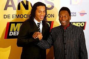 Ronaldinho, Pelé i Edmilson o transferze Neymara
