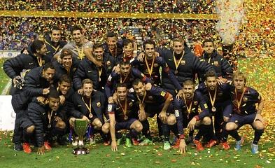Puchar Katalonii zdobyty: Espanyol 1(4)-1(2) FC Barcelona