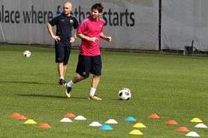 Messi zagra przeciwko Kolumbii i Ekwadorowi