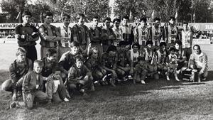 24 lata temu Tito Vilanova zadebiutował w pierwszym zespole