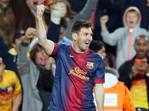 Leo Messi – decydujący rezerwowy