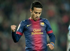 Barça wysłucha ofert za Thiago