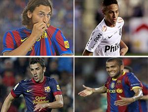 Neymar drugim najdroższym transferem Barçy