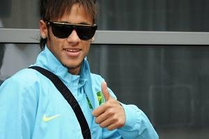 Prezentacja Neymara 3 czerwca
