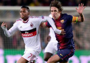Puyol może odejść do Milanu