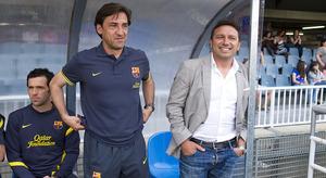 Eusebio pozostanie szkoleniowcem Barçy B na kolejny sezon