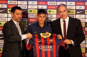 Zubizarreta: Neymar zawsze chciał przyjść do Barçy