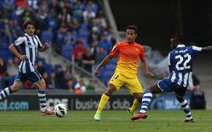 United i City walczą o Thiago