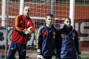 Jeśli Valdés zostanie, Reina nie przyjdzie