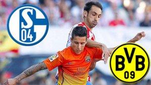 Schalke i BVB w walce o Tello
