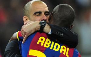 Abidal: Guardiola byłby szczęśliwy, widząc mnie w Bayernie