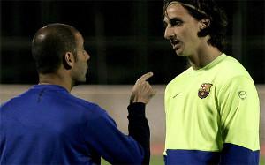Raiola: Zlatan miał dobre stosunki z trenerami oprócz Guardioli