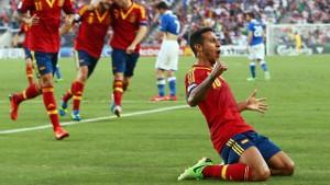 Thiago poprowadził Hiszpanię do tytułu Mistrzów Europy U-21